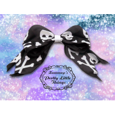 Large Jolly Roger Bow