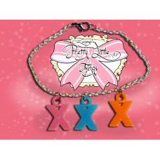 Pastel XXX Bracelet