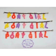 Pony Girl Bracelet