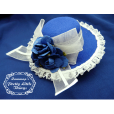 Blue Oraganza Hat