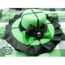 Green Gothic Hat