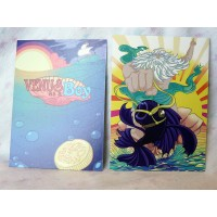Venus as a boy cover Cards two pack